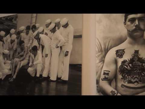 Неакадемично и прекрасно - выставка о татуировках в Королевском Музее (ROM)!