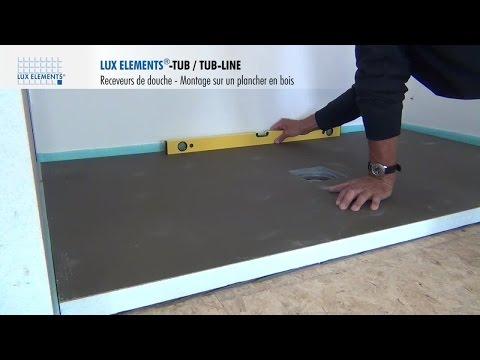 comment poser receveur plancher bois la r ponse est sur. Black Bedroom Furniture Sets. Home Design Ideas