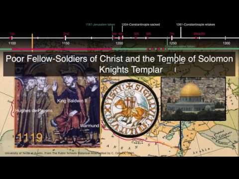 Knights Templar | World History | Khan Academy (video