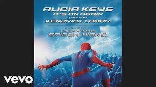 Alicia Keys - It's On Again (Audio) ft. Kendrick Lamar