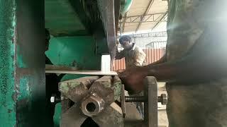 SS sheet bending easy methods in machine