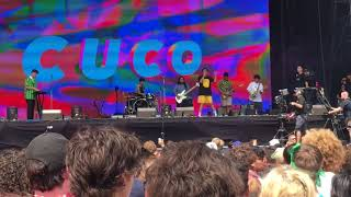 Cuco Lover Is A Day   Lollapalooza 2018