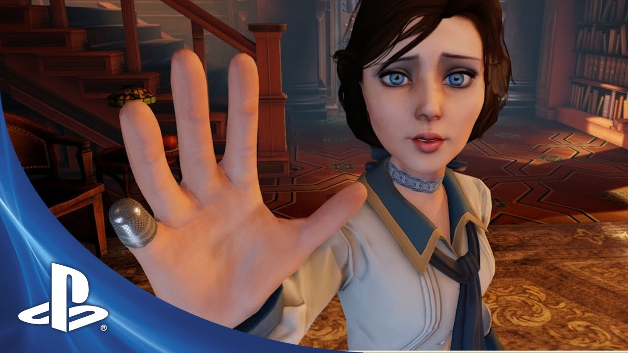 BioShock Infinite is Out Today on PS3
