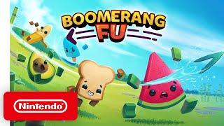 videó Boomerang Fu