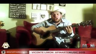 Vicente Limon - El Fantasma En Vivo 2015