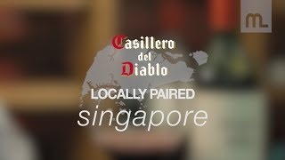 Wine Pairing With Singaporean Cuisine