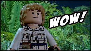LEGO Jurassic World - LBA - EPISODE 1 - Welcome!
