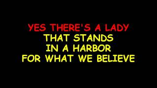Where The Stars & Stripes & The Eagles Fly - Aaron Tippin[Karaoke]