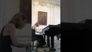 Claude DEBUSSY Etude pour les arpèges composés (Emmanuelle Stephan)