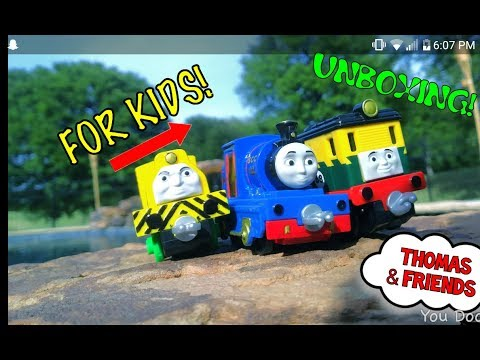 THOMAS & FRIENDS ADVENTURES! RAUL PHILIP TIMOTHY | UNBOXING KINDER DISNEY PIXAR CARS FROZEN ELSA SPI