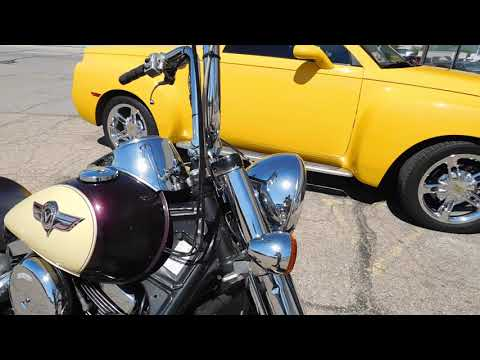 1998 Kawasaki VN1500 Vulcan in Loveland, Colorado - Video 1