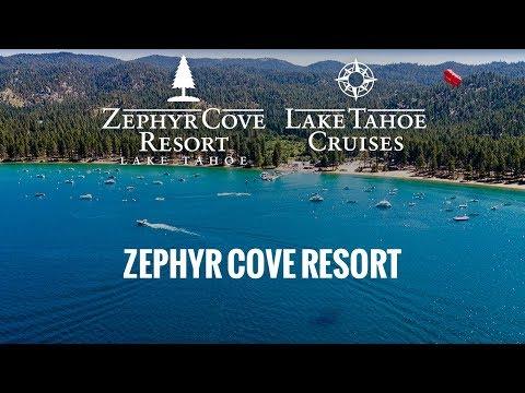 Summer Fun at Zephyr Cove Resort, Lake Tahoe