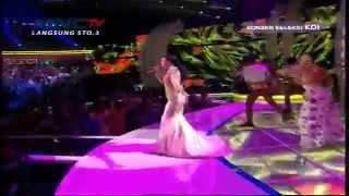 """Zaskia Gotik """" Bang Jono """" - Konser Seleksi KDI 2015 (23/3)"""