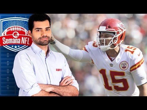 Top 5 NFL: Chiefs em queda livre na temporada