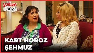 Şehmuz, Rıza'yı Evlilikten Soğutmaya Çalışıyor - Yalan Dünya 79. Bölüm