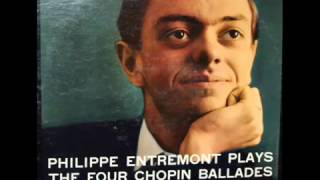 Chopin / Philippe Entremont, 1959: Ballade in G minor, Op. 23