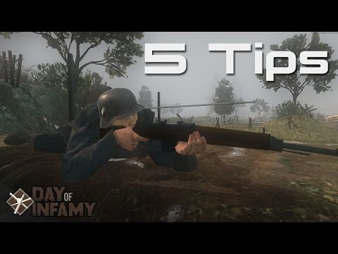 5 Useful Tips - Day of Infamy