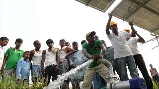 Low-Cost Pay-Per-Use Irrigation Using Solar Trolley Systems – Claro Energy