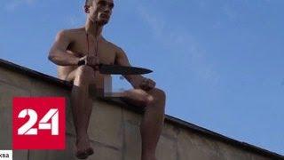 Киселев: Павленский попал, подумав, что во Франции свободнее - Россия 24