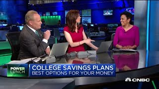 The Best College Savings Plans