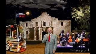 """Ray Price - San Antonio Rose - """"Live"""" from the Alamo"""