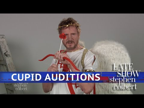 Download Liam Neeson's Cupid Audition HD Mp4 3GP Video and MP3