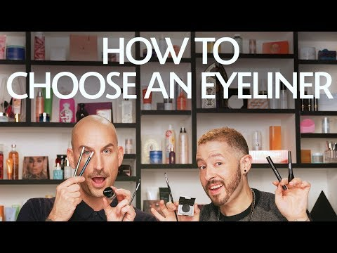 How To: Choose The Best Eyeliner For You | Sephora