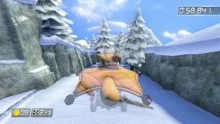 Mount Wario - 1:43.450 - CR★ツキ (Mario Kart 8 World Record)