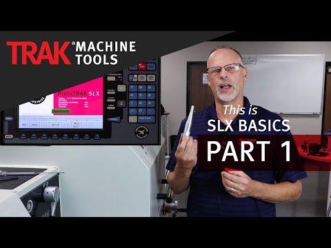 OD Threading | ProtoTRAK SLX CNC | Basic Programming, Part 1