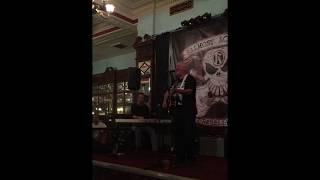 John Langford at Rebellion 2015- X-Ray Style (Joe Strummer and the Mescaleros cover).