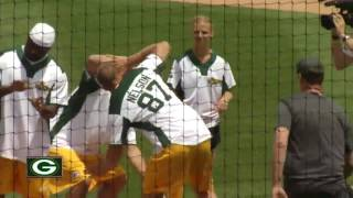 Jordy Nelson Charity Softball Game rosters announced