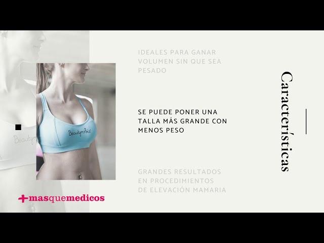 Prótesis B-Lite: implantes mamarios ligeros - Dr. Julio Puig