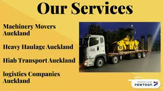 Smith Transport Well Known in Logistics Companies Auckland