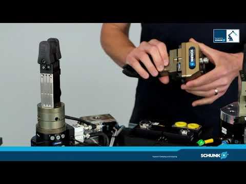 Materiał filmowy o systemach wymiany narzędzi SCHUNK - zdjęcie