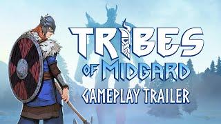 Кооперативный Survival про викингов Tribes of Midgard выйдет на PlayStation 5