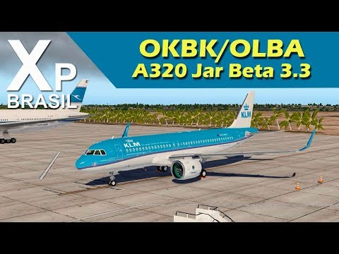 X-Plane 11 30RC1] JarDesign A320 V3 3 Beta Destination