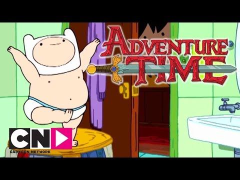 Adventure Time | Baby Finn | Cartoon Network