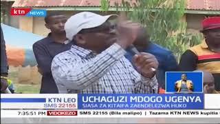 Kampeni za uchaguzi mdogo zimechacha katika eneo bunge la Ugenya