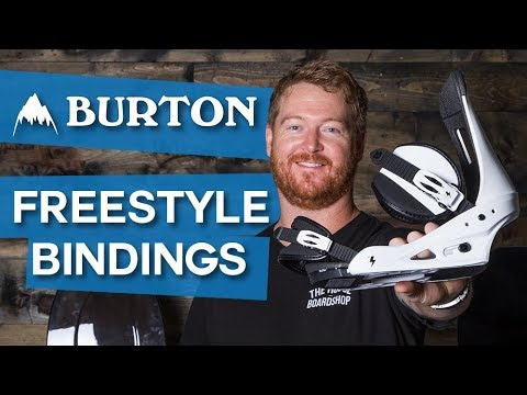 2018 Burton Freestyle Snowboard Bindings – Review – TheHouse.com