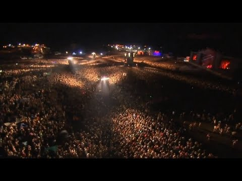 The biggest Concert and Crowd ever (over 700 000 people!) - Woodstock 2011