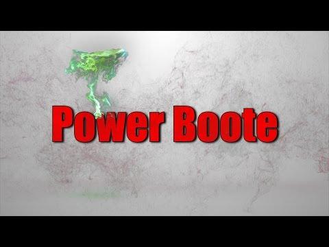 Powerboote inkl. Pool