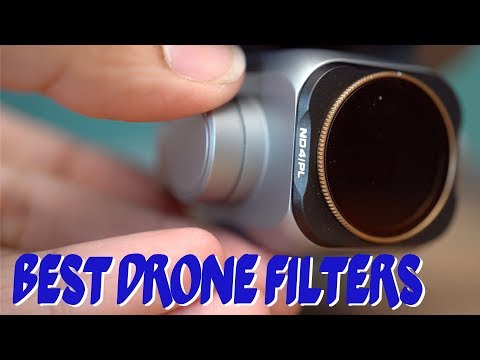Best Drone Filters - Mavic 2 Pro