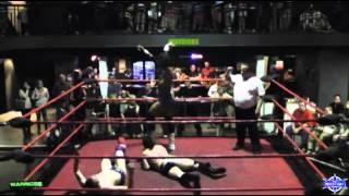 FULL FREE MATCH- Hunter Brothers vs Ryan Smile & Darren Saviour - pro wrestling Pride