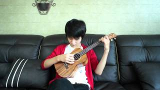 Super Mario Theme - Sungha Jung (Ukulele)
