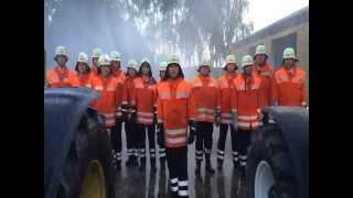 Cold Water Challenge 2014 Feuerwehr Großenheidorn