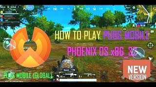 how to fix pubg black screen game crash problem on phoenix