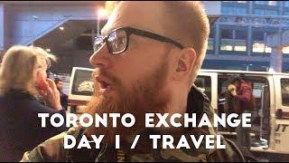 Toronto Exchange: Part 1 / travel