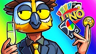 Uno Funny Moments - Testing Our Luck in the New DLC!