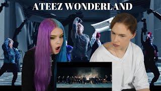 Cousins React To ATEEZ (에이티즈) WONDERLAND MV + ALBUM