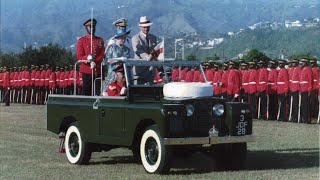 video: Loved by the Queen, Prince Philip and farmers, the illustrious history of the Land Rover Defender